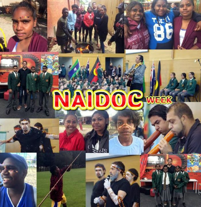 NAIDOC week celebrations in Middle Swan