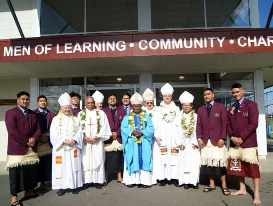 The Oceania Catholic Bishops Conference, Mangere East