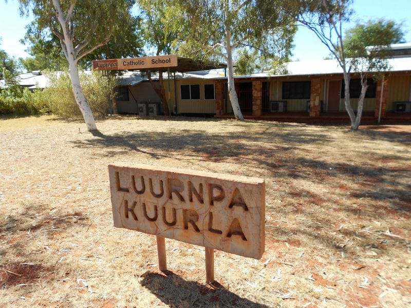 New Principal appointed at Luurnpa Catholic School, Balgo Hills