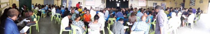 Lasallian Family Gathering in PNG