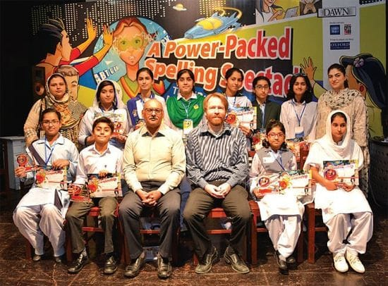 LSSHS Multan to compete in national spelling competition
