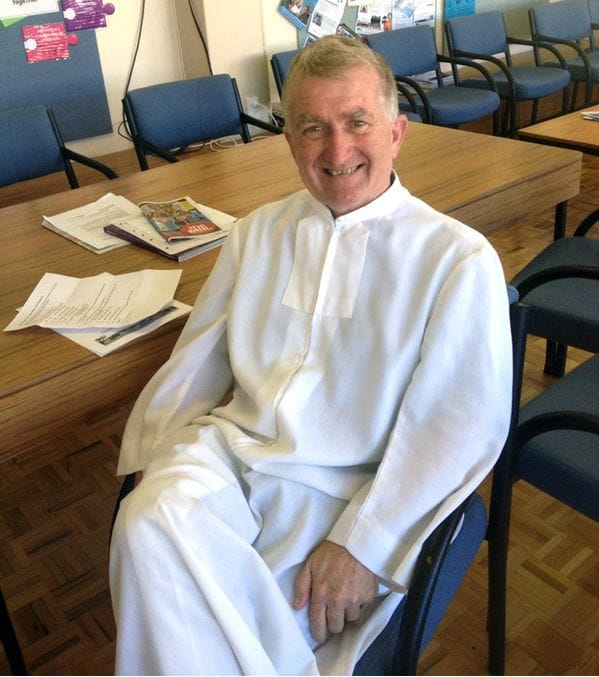 Br Mark McKeon's new appointment, Auckland