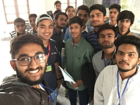 Young Lasallians in Pakistan