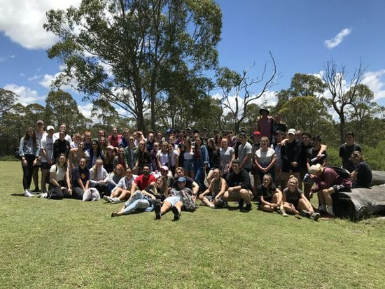 Southern Cross Catholic College Retreat