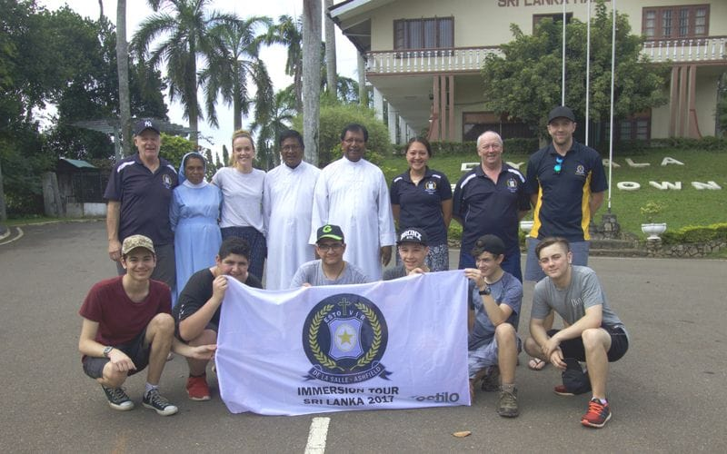 De La Salle Ashfield's Sri Lanka Immersion