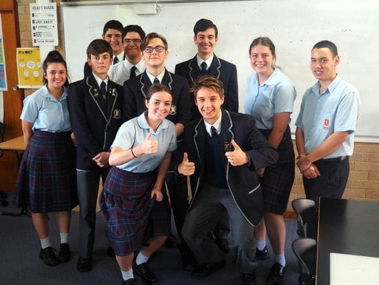 Lasallian Schools Share Immersion Experience