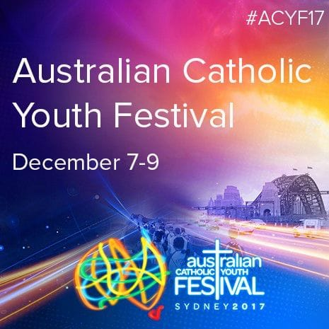 Australian Catholic Youth Festival kicks off