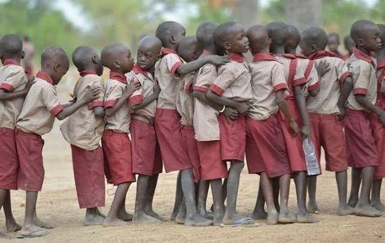 Secondary Education in South Sudan
