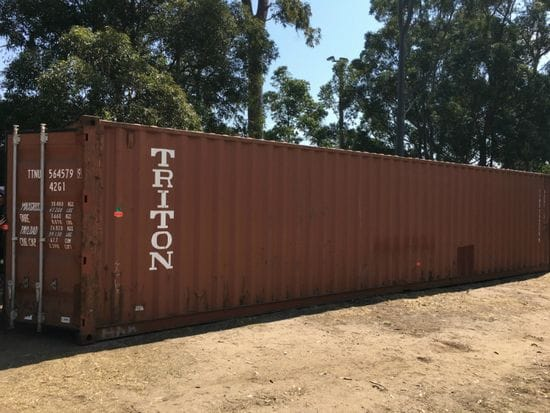 Container Project - Thank You