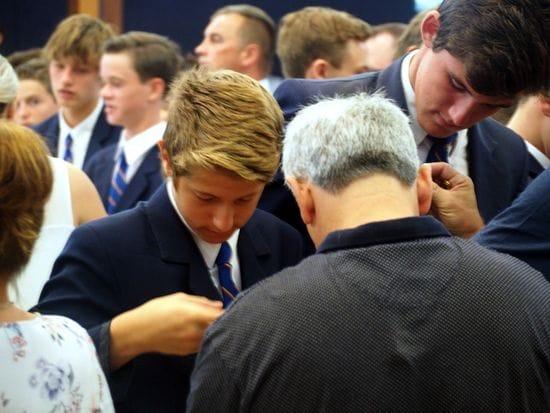 Opening Mass at Caringbah