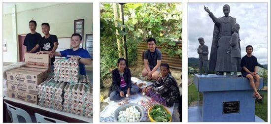 FDCMC Borneo Outreach