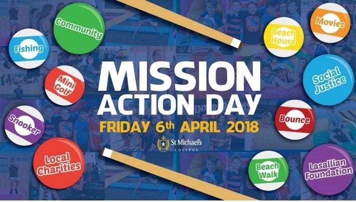 St Michael's Mission Action Day