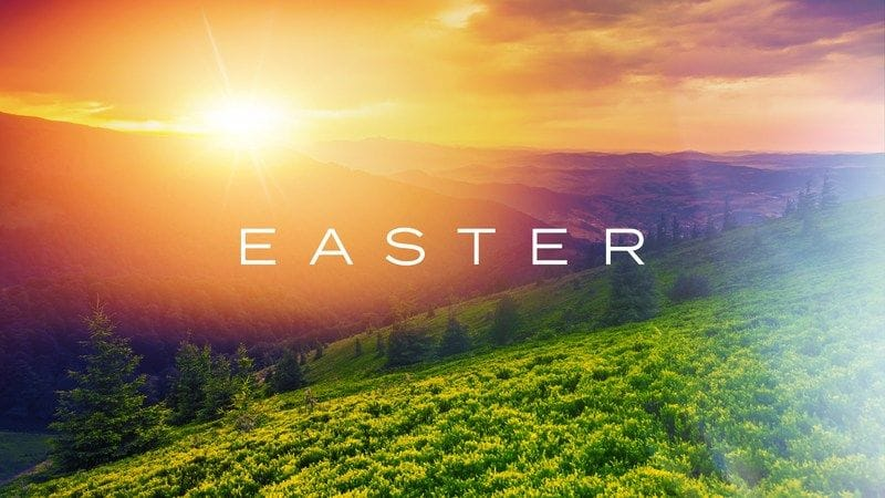 Easter Reflection 2018