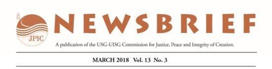 JPIC Newsbrief March 2018
