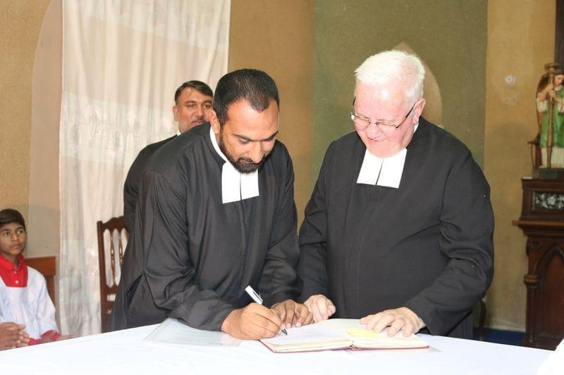 Perpetual Profession of Br Waseem Shamoun