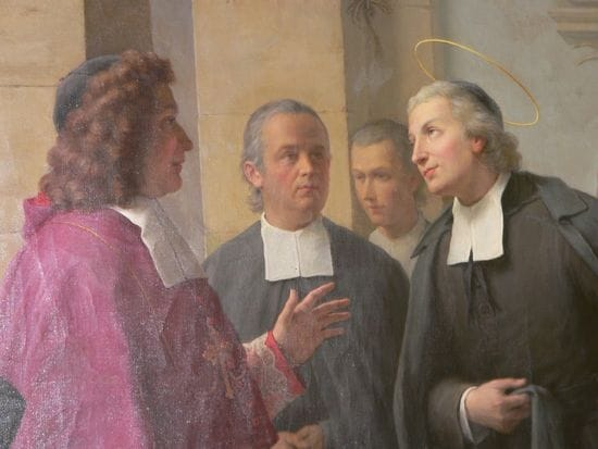 Feast Day of St John Baptist de La Salle