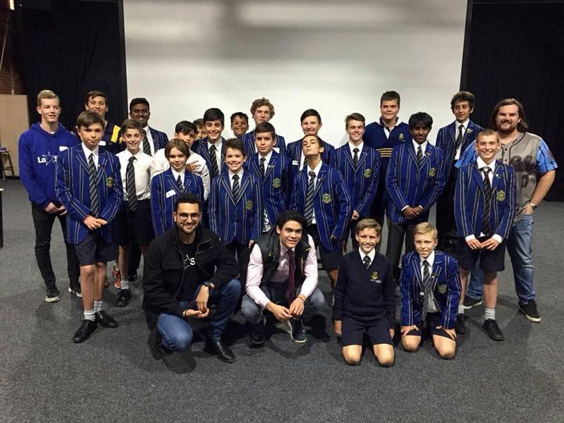 Junior Leadership Retreat Malvern