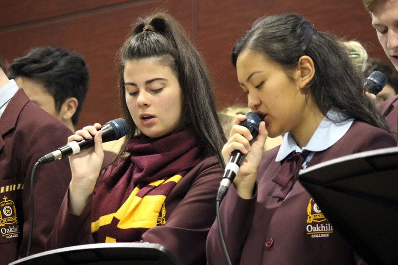 Founder's Day at Oakhill College 2018