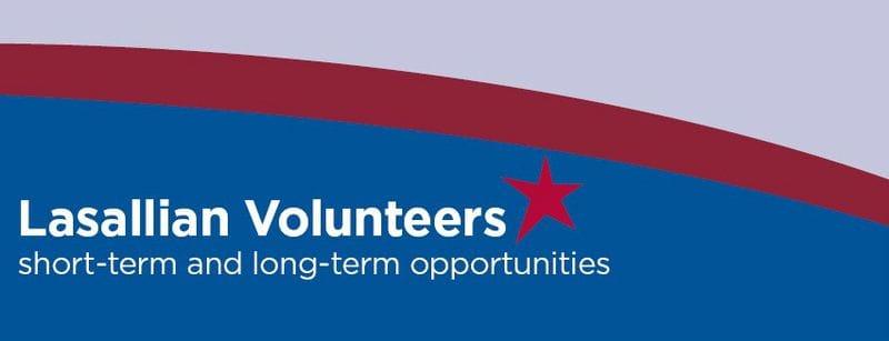 Lasallian Volunteers Applications NOW OPEN for 2019