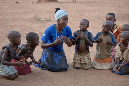 Sharing hope in South Sudan