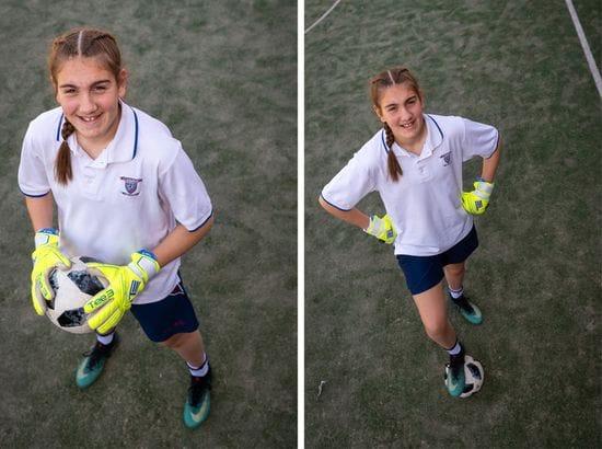 Casimir's Futsal Goalkeeper