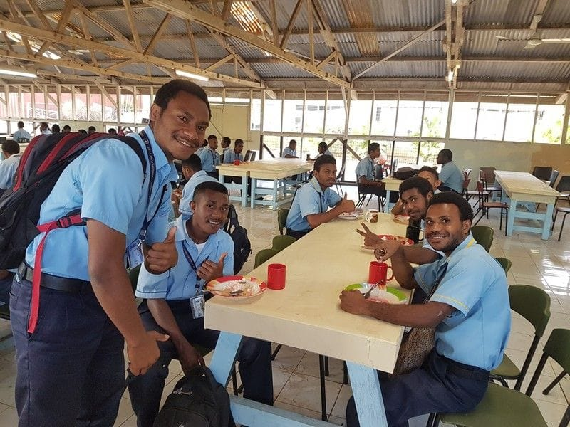 Matt Murrie update from Bomana, PNG