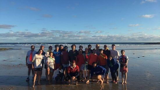 Camp La Salle Melbourne Returned to Phillip Island