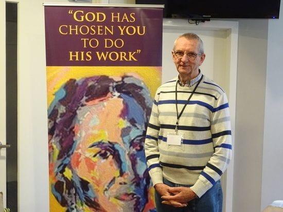 Br John Pill fsc appointed Director of Lasallian Identity