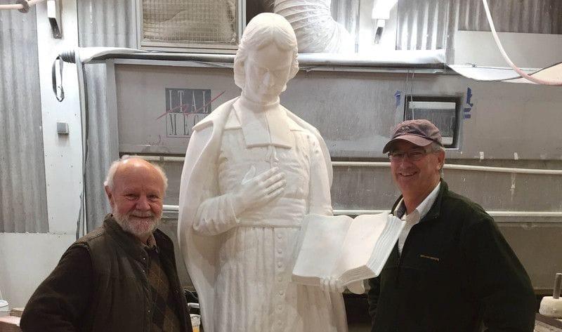 Artistic inspiration at Cronulla's new St John Baptiste shrine