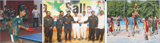 National Lasallian Sports Meet in Pakistan
