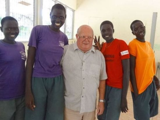 South Sudan's Catholic health institute grateful for Solidarity support