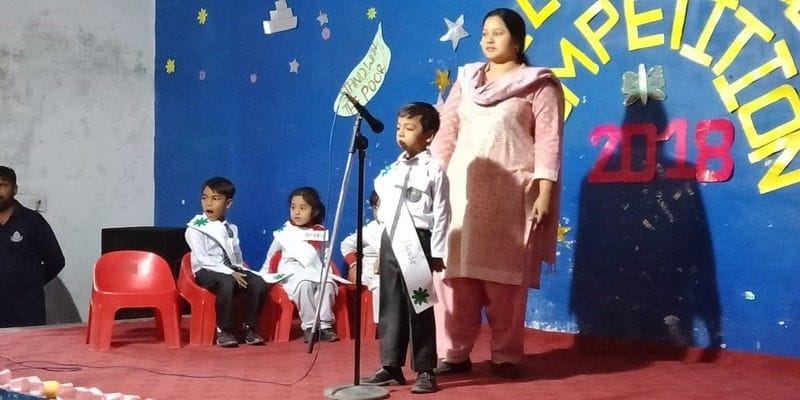 La Salle Khushpur abuzz with 2018 Spelling Bee and Speech Competition