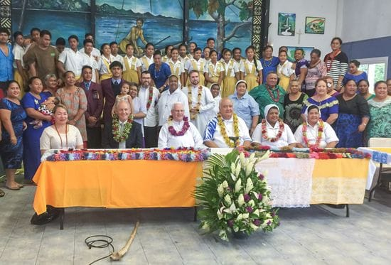 INTERNATIONAL FIRST: De La Salle expands to Samoa