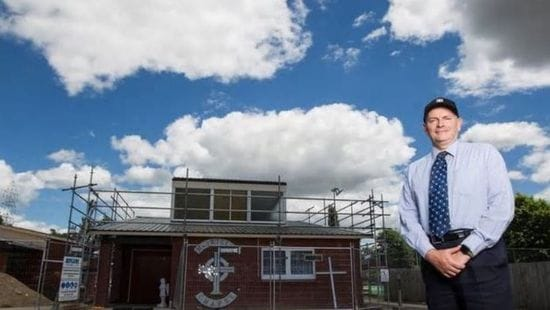 John Paul College reveals plans for $4m state-of-the-art performing arts centre