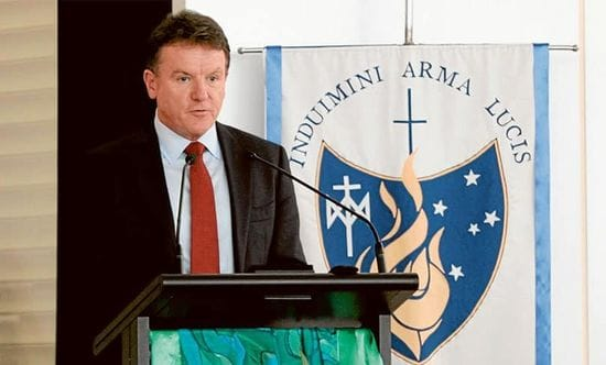 New schools boss Tony Farley tells teachers exciting changes await