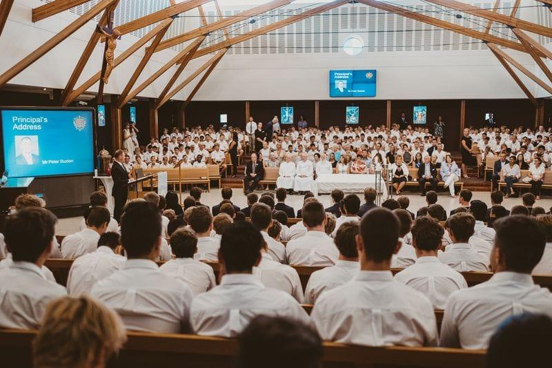 Opening Mass: De La Salle Catholic College Caringbah