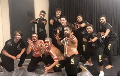 Goodjarga Ensemble For Sydney Kings