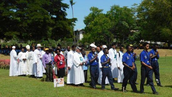 PNG SECTOR CELEBRATES THE TERCENTENARY YEAR OF ST JOHN BAPTIST DE LA SALLE