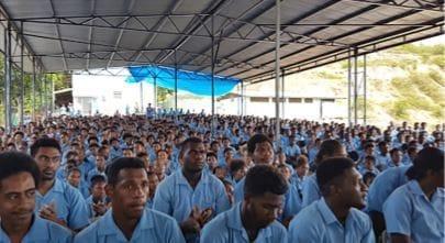 PAPUA NEW GUINEA LASALLIAN VISIT
