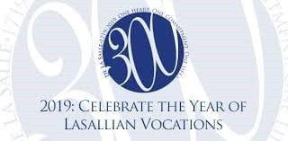 Lasallian Vocations Prayer - March 2019