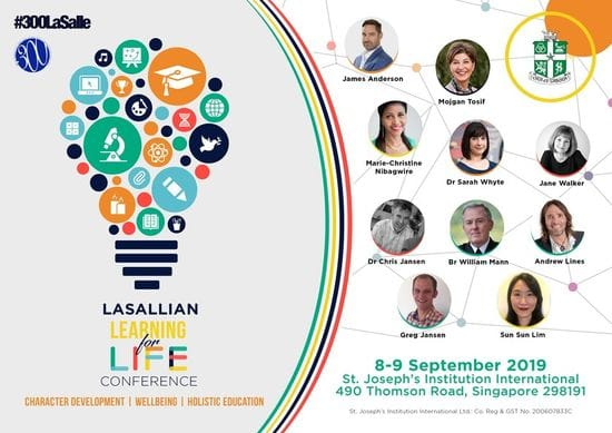 Lasallian Learning for Life Conference in Singapore