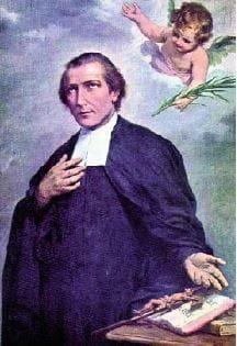 Saint Solomon Leclercq