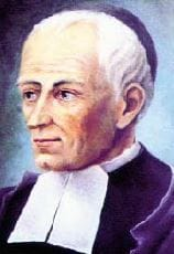 BLESSED BROTHER SCUBILION ROUSSEAU (1797 - 1867)