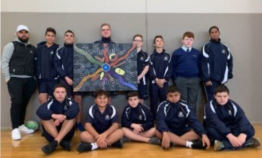 Reconciliation Week at De La Salle Ashfield