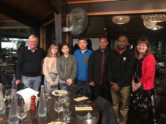 PNG comes to John Paul College Rotorua