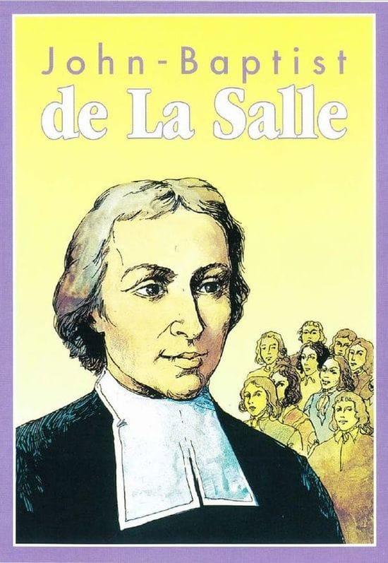 Resource: John Baptist de La Salle (Illustrated Book)