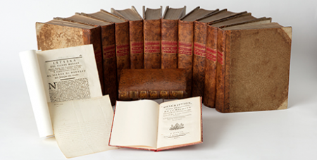 New archive at ACU will preserve rare Catholic books