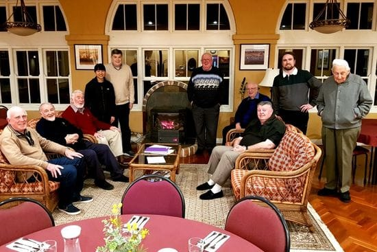 BROTHERS ATTEND RETREAT IN MITTAGONG