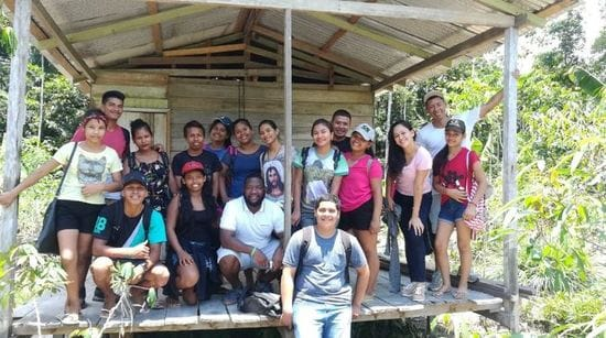 Além Project: Empowerment of the most vulnerable groups in the Amazon