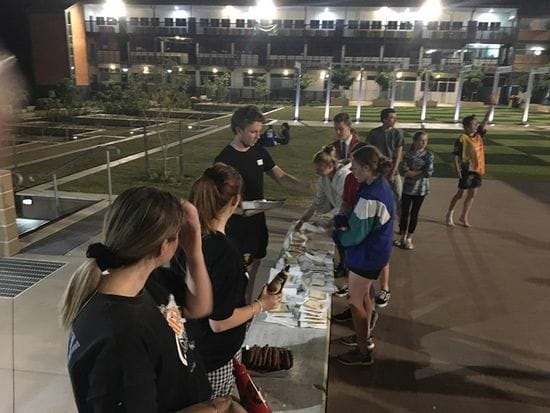 Southern Cross' inaugural Vinnies Sleepout a great success